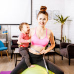 fitness après grossesse