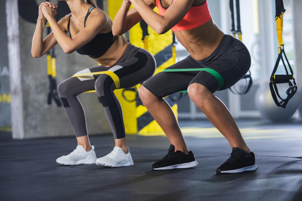 squat pour perder du ventre